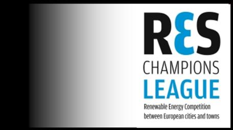 RES Champions League - Renewable Energy Competition between European cities and towns