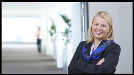 """Gertrud Hansel, Coach und Geschäftsführerin der """"Schule für Unternehmer"""""""