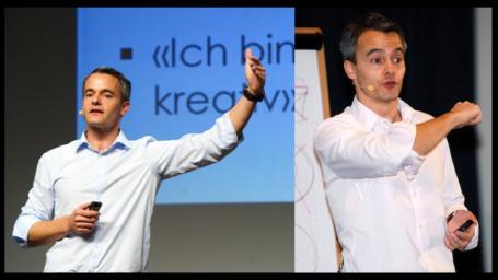Jiri Scherer - Kreativitätstrainer und Ideenmoderator bei Denkmotor