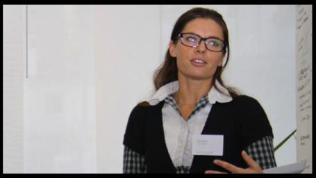 Katja Popp - Zukunftsmanagerin, Inhaberin der Beratungsagentur Pittoresque, Beraterin bei der Marketing & Innovation Group und Rednerin bei Nextspeaker