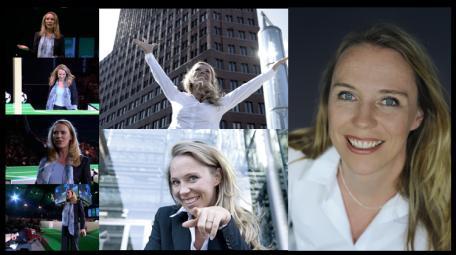 Nicola Fritze, Deutschlands Motivationsfrau
