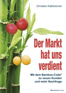 """Buch:  """"Der Markt hat uns verdient"""""""
