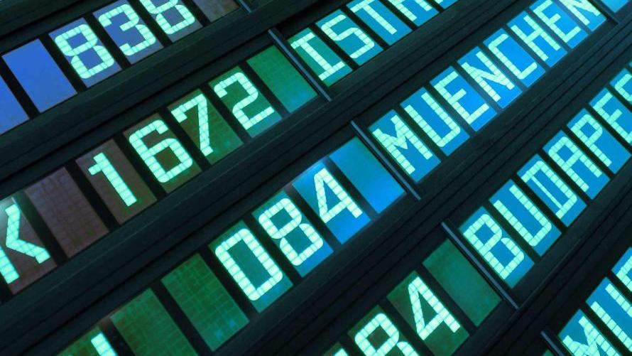 Nach einem Rückgang in 2011 kommt es 2012 erstmals wieder zu einer leichten Zunahme der angebotenen Strecken (plus zwei Prozent). Quelle: Köln Bonn Airport.