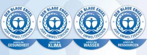 Der Blaue Engel - Logoreihe
