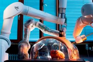 Leichtbauroboter im Montage-Einsatz