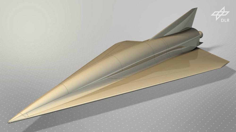 Fast20XX-Studie: Ideen für die Reise mit Hyperschallgeschwindigkeit