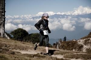 Norman Bücher, Extremlauf im Himalaya