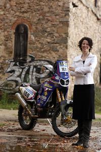 Tina Meier / Business Coach / Rallye Dakar / Führungskräfte
