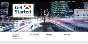 IT / Gründer / Plattform / Netzwerk / Software