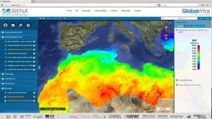 Globaler Atlas für Sonnen- und Windenergie online