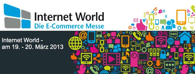 Messe, München / Bild: Internet Worl 2013