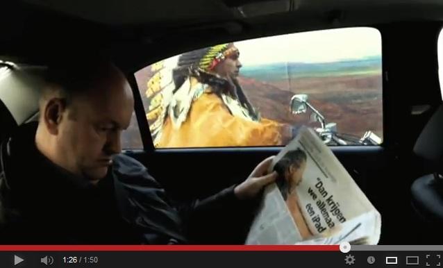 Zeitung, Zeitungsmarkt, Printmedien, Youtube, www.newspaperswork.be