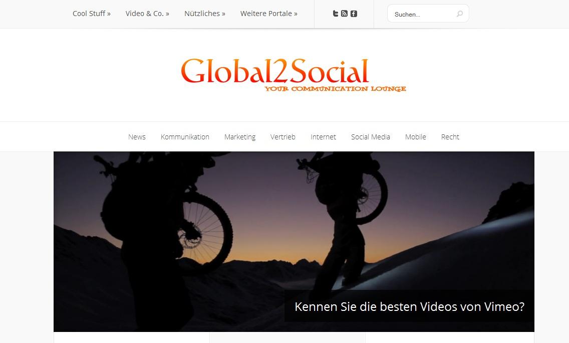 Globa2Social