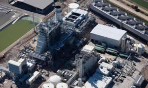 Energie, Gaskraftwerk, GuD