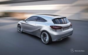Bild: Mercedes Concept Car / Daimler AG
