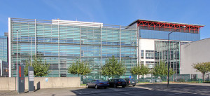 Sitz der Oerlikon Leybold Vacuum GmbH in Köln