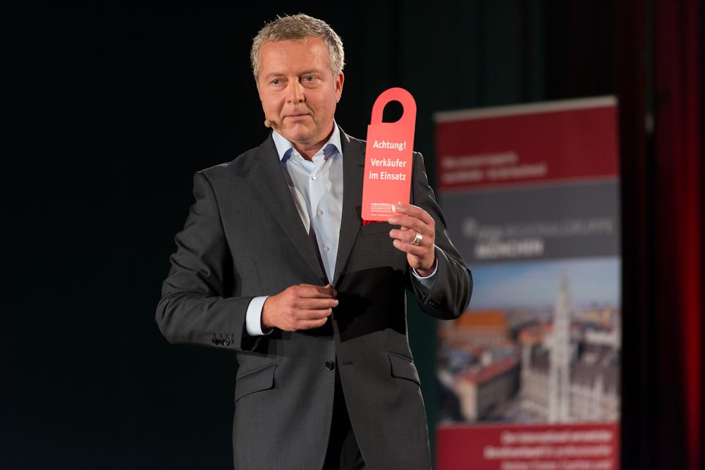 Stephan Heinrich, Verkauf, Vertrieb