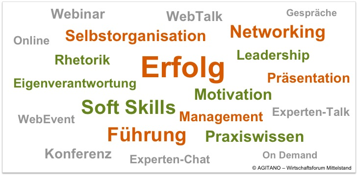 WebConference, Handwerkszeug, Erfolg, Führung, Präsentationen, Soft Skills