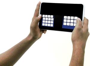 Bild: KALQ-Tastatur / Max-Planck-Institut für Informatik