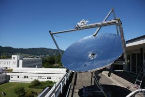 Prototyp des HCPVT, der derzeit in dem IBM Research lab in Zürich, Schweiz, getestet wird / Bild: IBM Research