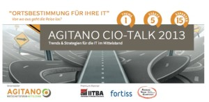 CIO / IT / CTO / Trends / Infrastruktur / Roadshow / Event