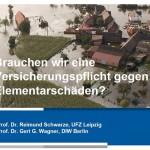Hochwasser, Versicherung, DIW Berlin