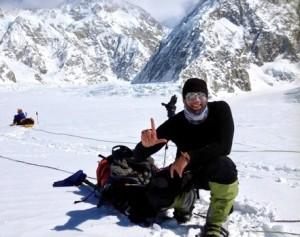 Steve Kroeger, Alpinist, Bergsteiger, Vortragsredner, Motivationstrainer