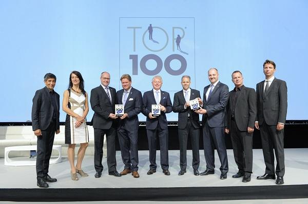 Preisträger, TOP-100