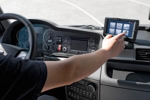 Kurierdienst, Transport, Telematik, Connected Truck
