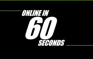 Internet, online, Minute