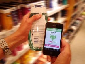 Kosmetik, BUND; ToxFox-App