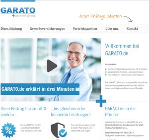 Gewerbeversicherung, Garato.de