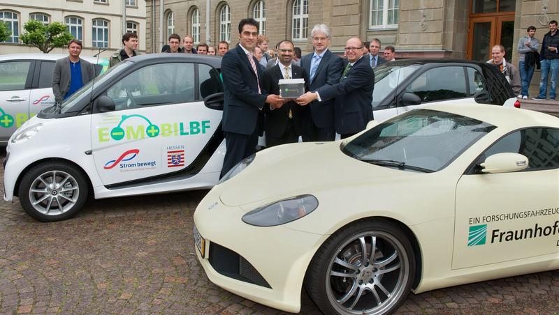Well2Battery2Wheel: Kompetenz rund um die Batterie in Hessen