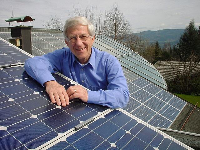 Portrait von Dr. Franz Alt, Umwelt