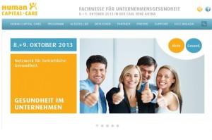 Fachmesse HCC am 8. und 9. Oktober 2013 in der Carl-Benz-Arena Stuttgart