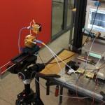 Weltrekord: Drahtlose Datenuebertragung bei 100 Gbits Bild 1