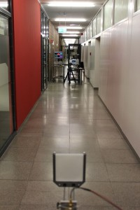Weltrekord: Drahtlose Datenübertragung bei 100 Gbits