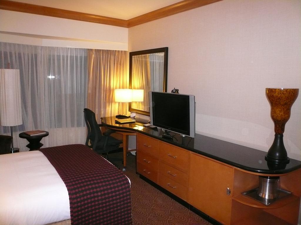 Deluxe-Zimmer des Hilton