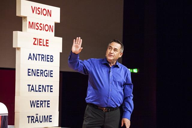 Selbsbegeisterung, Selbstmanagement, Wolfgang Allgäuer