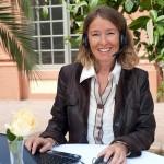 Vernetzungsspezialistin Sabine Piarry