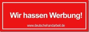 © Deutsche Handarbeit