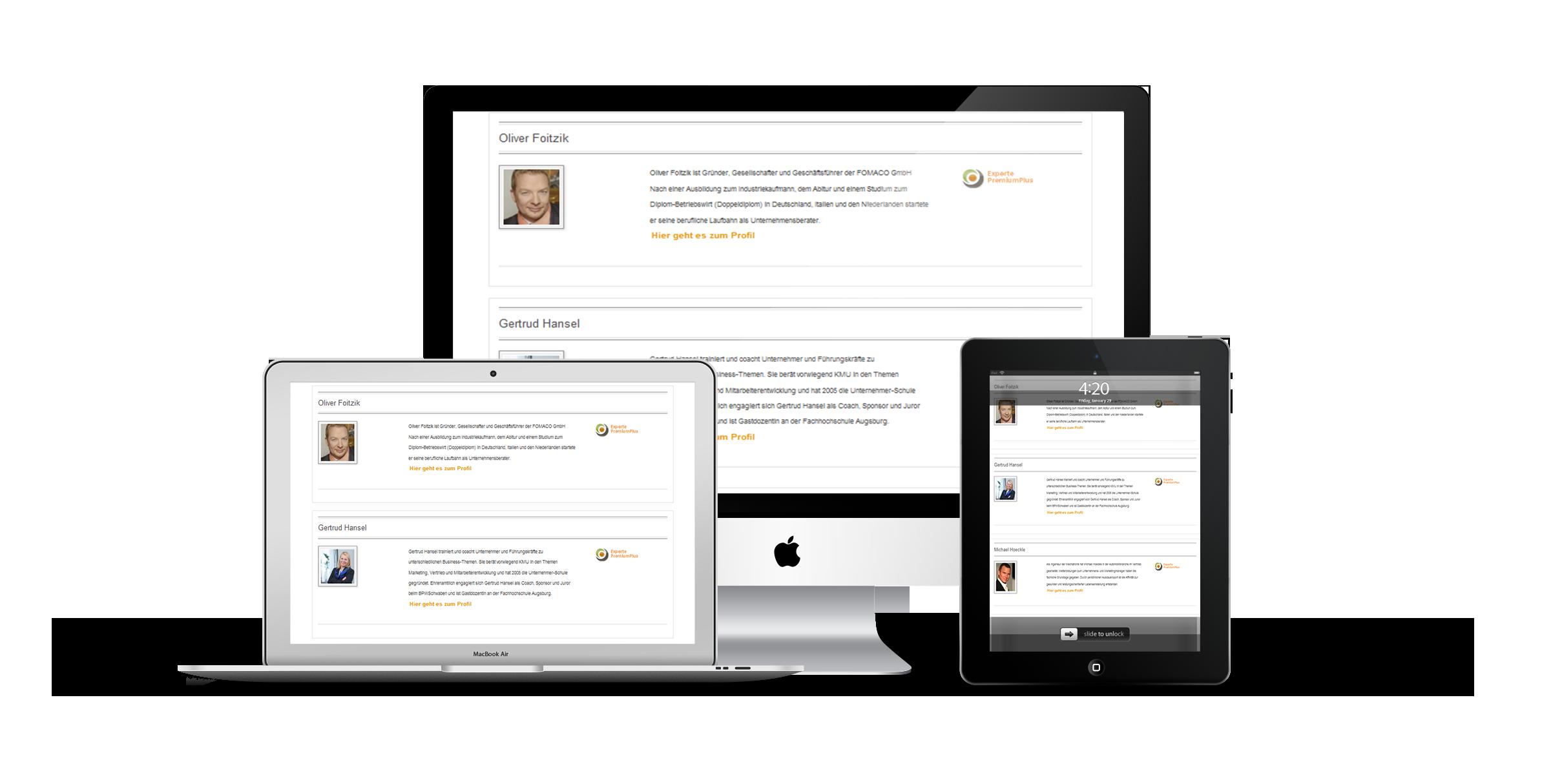 Responsives Webdesign: Beim Relaunch ein absolutes Muss 2014
