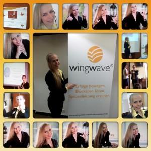 Wingwave, Sonja Volk
