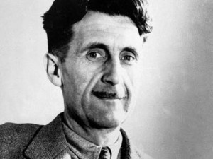 Im Interview mit George Orwell
