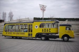 Vorfahre des ADAC Postbus