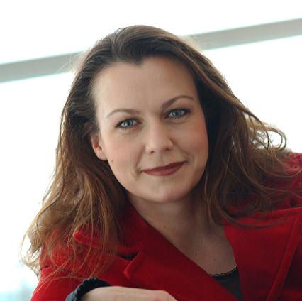 Expertin für klare Kommunikation, Ilona Lindenau