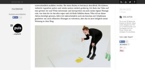 Performance-Kunst, Millie Brown