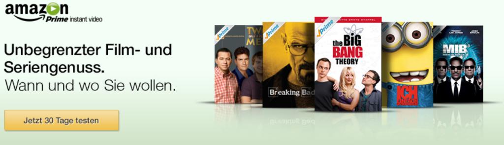 Konkurrenz für Netflix? Amazon Prime mit neuem Stream-Angebot