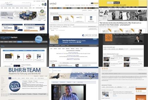 Portale, smile2, Webinare, Online-Seminare, Online-Meetings