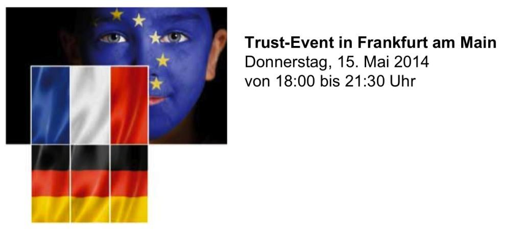 Trust-Event, Vertrauen, Frankfurt, Management